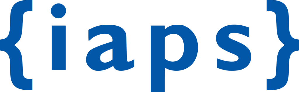This image has an empty alt attribute; its file name is IAPS-logo-1024x316.png